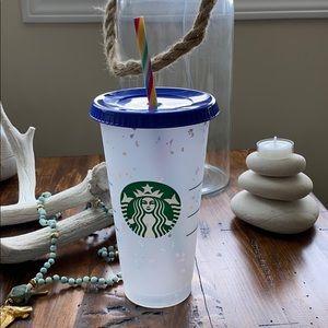 New Summer 2020 Starbucks Confetti Cold Cups!! 🌈